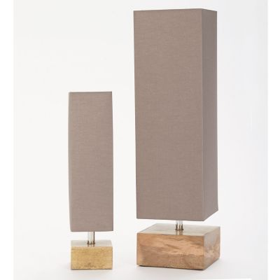 Hues Mood Lamps - Taupe