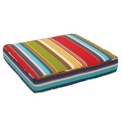 Outdoor Chair Cushion (19½x18x3