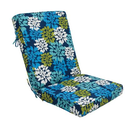 "Outdoor Lounge Chair Seat & Back Cushion (44x22x3"")"