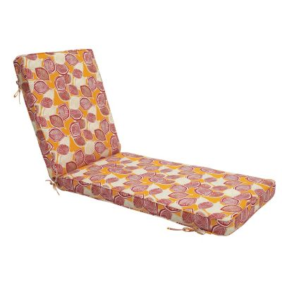 Outdoor Chaise Lounge Cushion (75x22x3
