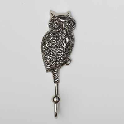 Wilderness Collection: Owl Wall Hook