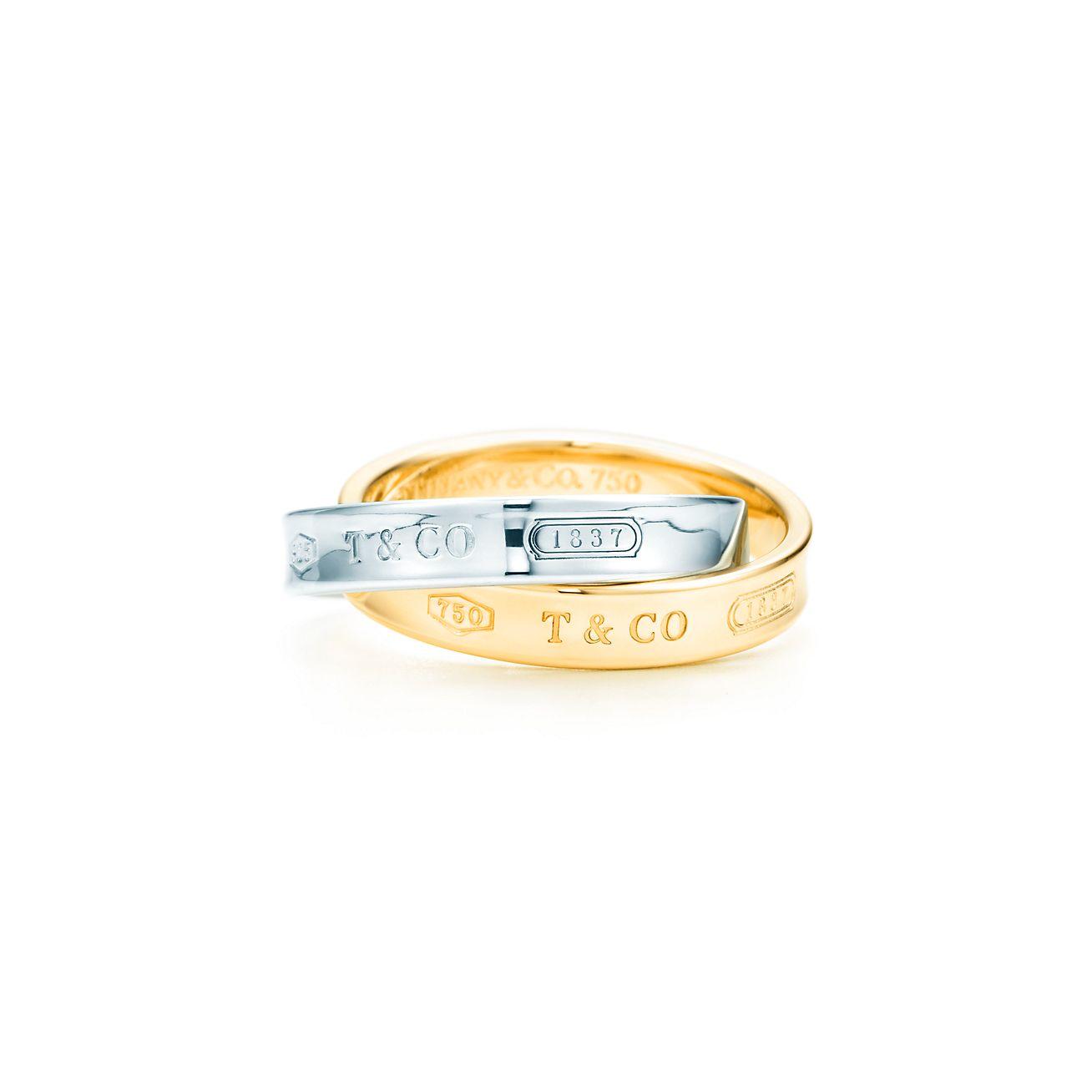 anello tiffany 1837