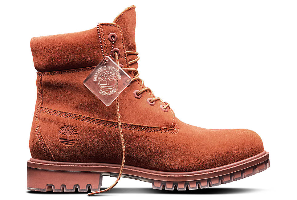 "Autumn Leaf Collection 6"" Premium Boot"