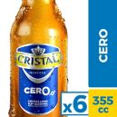 Cerveza Nacional Cero sin Alcohol Long Neck