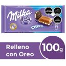 Chocolate Milka & Oreo