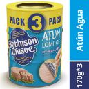 Atun Tower Pack Agua Lomitos