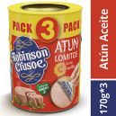 Atun Tower Pack Aceite Lomito
