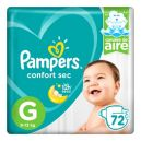 Panal Confort Sec Pampers G