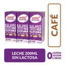 Six Pack Leche Cafe Sin Lactosa 6X200 Cc