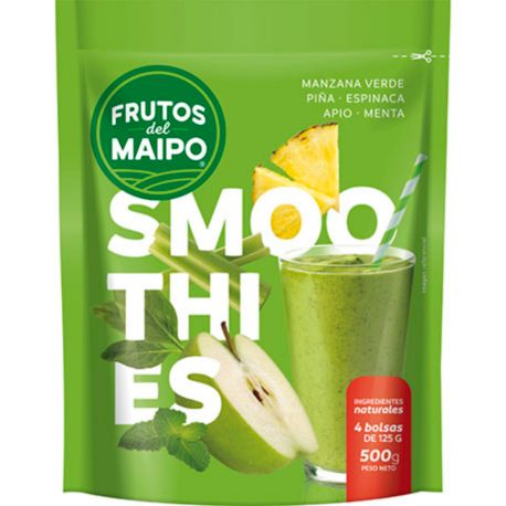 Smoothie Verde Frutos Del Maipo 500 G