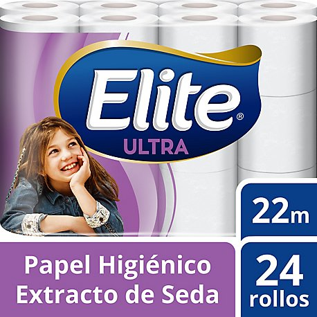 Papel Higiénico Ultra Doble Hoja