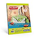 Art Book Cartulina x 25Hjs Colores