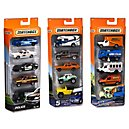 Autos Matchbox 5-Pack Asst