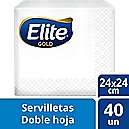 Servilletas Gold Doble Hoja
