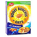 Cereal con Miel Bunches Almonds