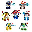 Vehículos Transformables Rescue Bots