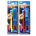 Cepillo Dental Hotwheels + Portacepillos