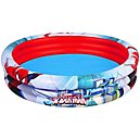 Piscina Spiderman 3 Aros 122 x 25 Cm