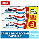 Crema Dental Triple Protección Soft Mint 85 Gr