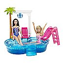 Barbie Piscina Glam