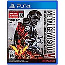 Juego Ps4, Metal Gear Solid V The Definite Experience / Mod. PS4 MGS V DEF EXP