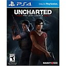"Juego ""Uncharted - The Lost Legacy"" para PS4"