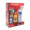 Pack Chivas Regal 12 Años + Absolut Vodka