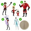 Incredibles 2 - Figuras Basicas Wave 1 Asst
