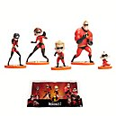 Incredibles 2 - Figuras Set Familia