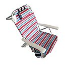 Silla plegable de playa
