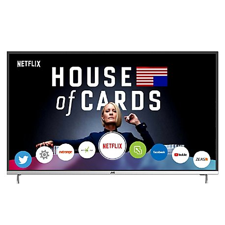 "Led 55"" Ultra HD 4K HDR Smart, Netflix y Youtube - LT 55KB585"