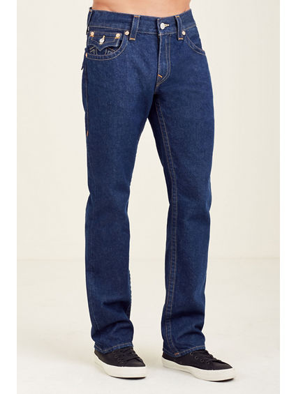 STRAIGHT FLAP OM MENS JEAN