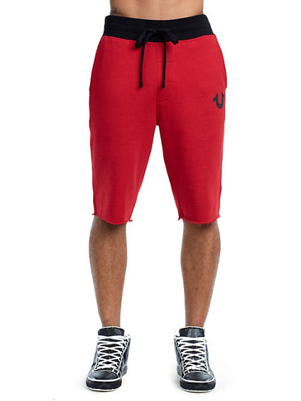 POP FLY BOTTOM SWEAT SHORT