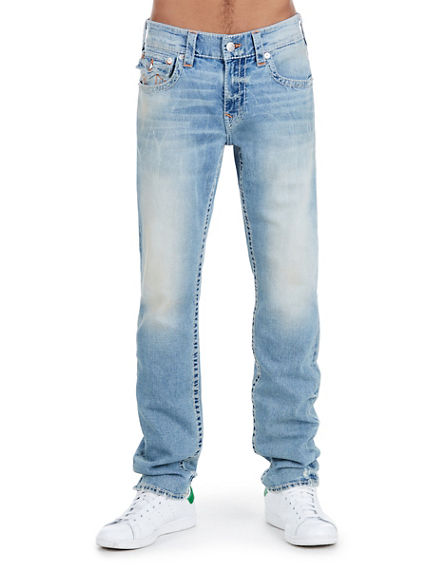 SLIM  NATURAL BIG T MENS JEAN