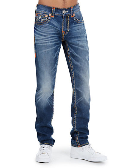 SKINNY OLD MULTI SUPER T MENS JEAN
