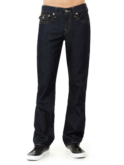 RICKY STRAIGHT W/ FLAP MENS JEANS