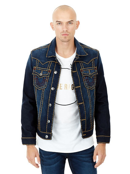 JIMMY SUPER T MENS JACKET