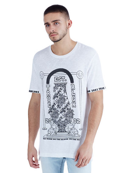 ARCHED SWORD MENS TEE