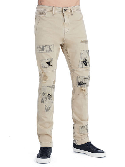 TWO TONE FIELD MENS PANTS