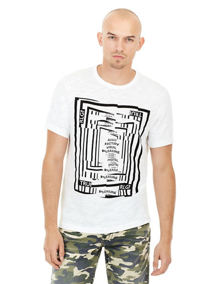 VISUAL PLEASURE MENS TEE