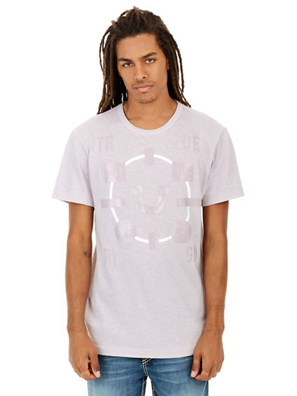 ELONGATED SIGNS MENS TEE