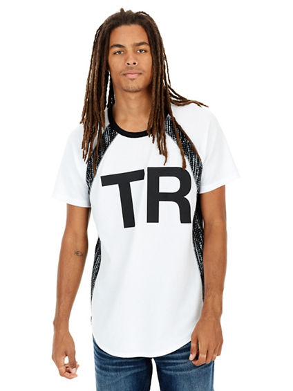MENS DIGITAL TR RAGLAN TEE