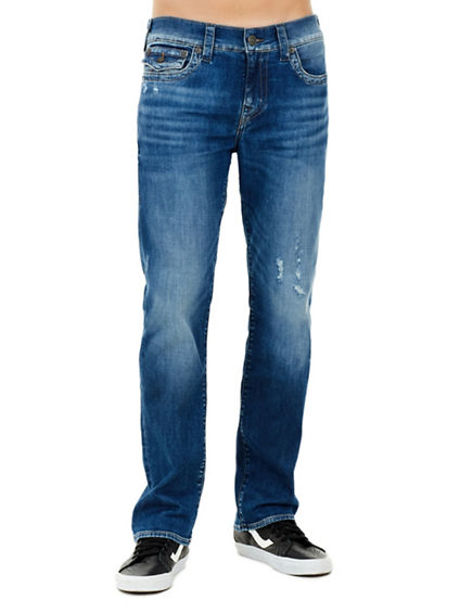 RICKY FLAP STRAIGHT MENS JEAN
