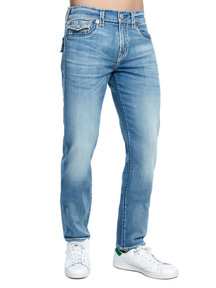 MENS MULTI SUPER T GENO SLIM JEAN W/ FLAP