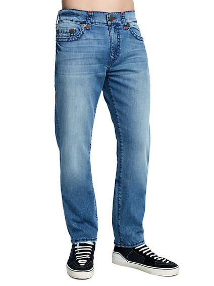 MENS MULTI SUPER T GENO SLIM JEAN