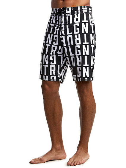 MENS BOARDWALK SWIM SHORTS