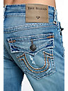 MENS DOUBLE SUPER T GENO SLIM JEAN