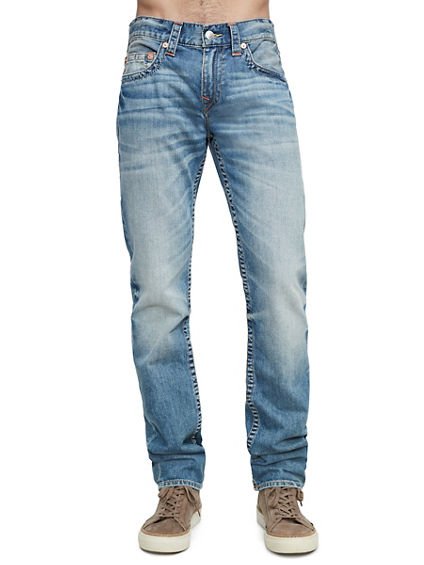 SKINNY FIT OLD MULTI STITCH JEAN