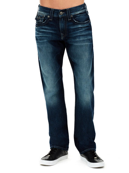 RICKY FLAP EMBOSSED MENS JEAN