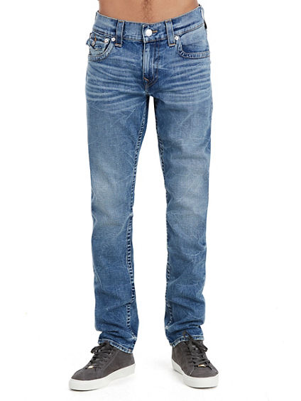 SKINNY FOSSIL SILK BIG T MENS JEAN